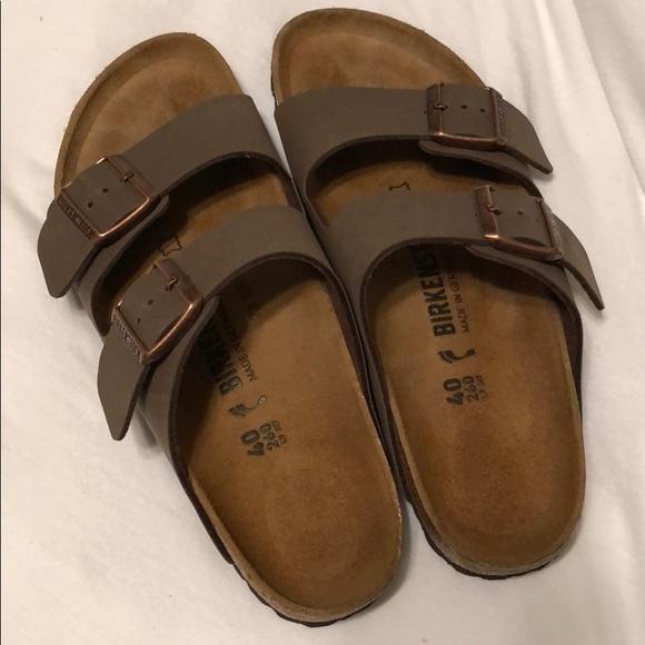a19b41cd723 Birkenstock Shoes - NWOT Birkenstock Arizona Mocha Sandal